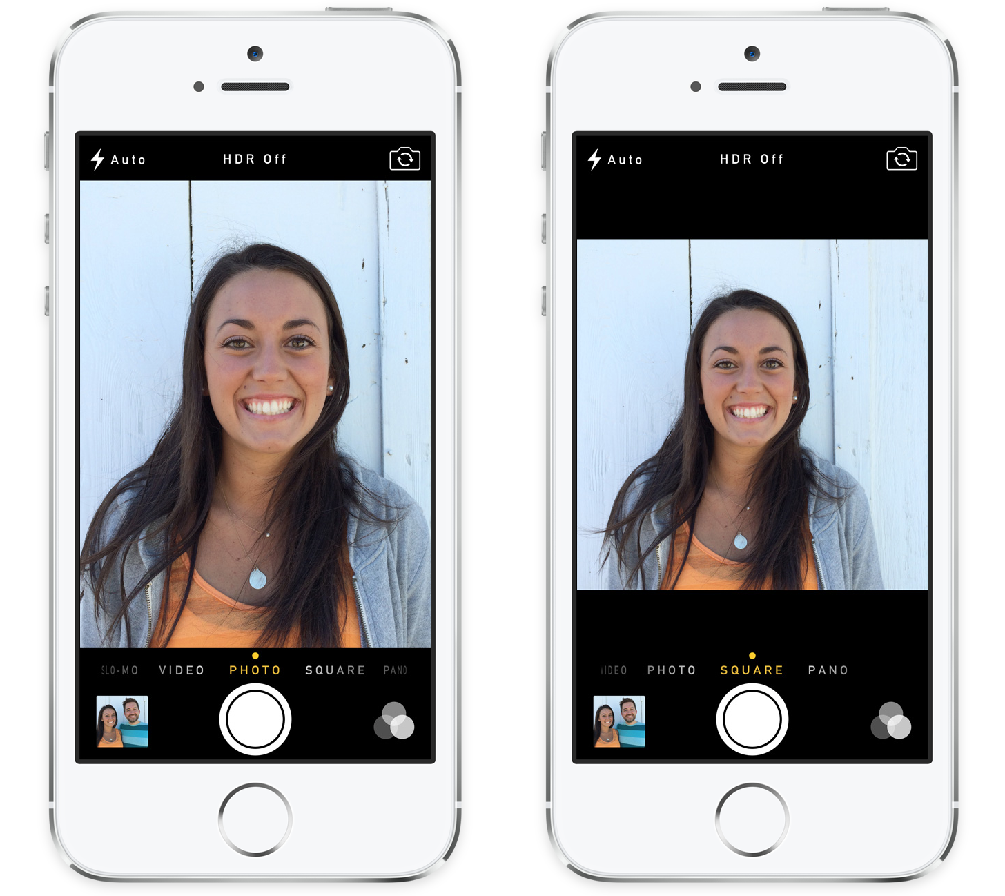 Как сделать чтобы камера айфона не переворачивала фото