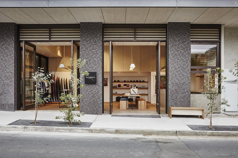 Saturdays NYC Flagship Store in Sydney 2