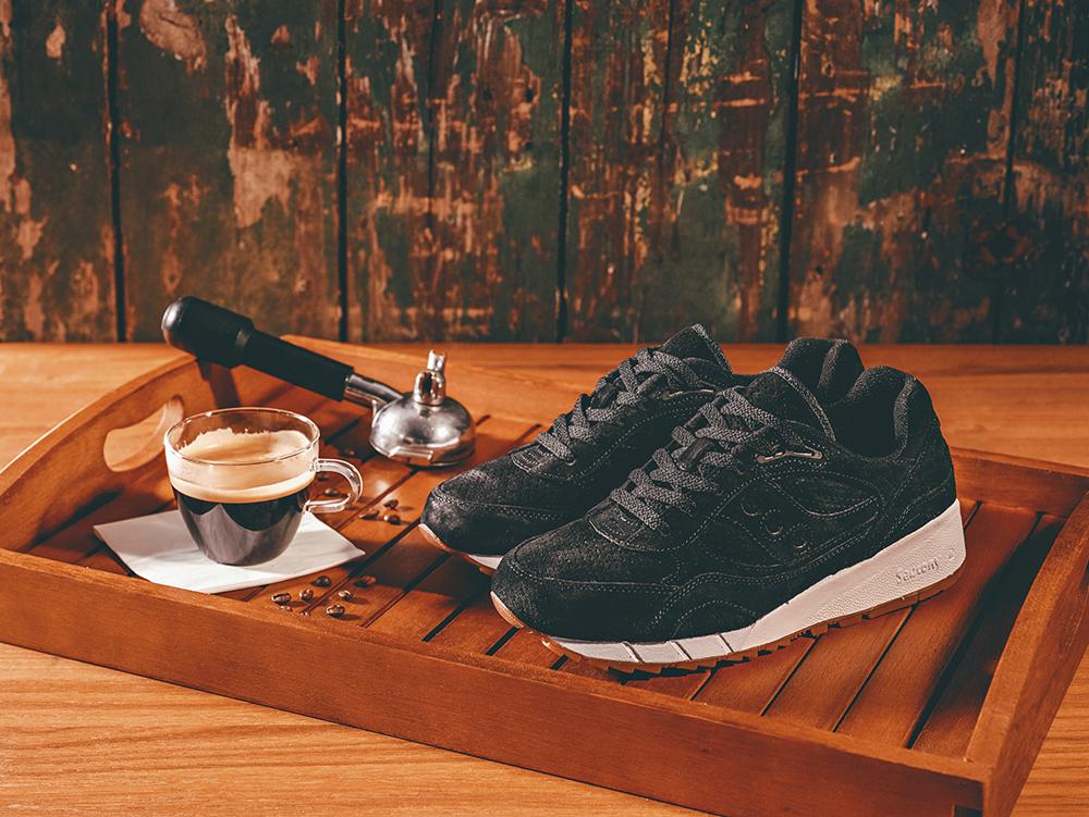 """Saucony 帶來""""IRISH COFFEE"""" 主題系列球鞋 1"""