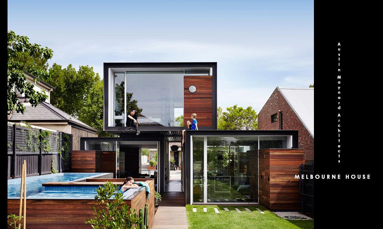 Austin maynard architects melbourne house for Architects melbourne