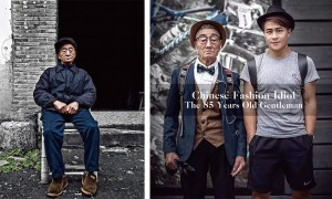 孫兒為爺爺大改造:85歲中國農村老伯伯成為時尚圈最新指標 4