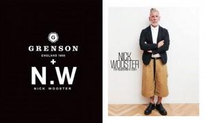 經典手工皮鞋 Grenson 與時尚大叔 Nick Wooster 攜手「Grenson X Nick Wooster」聯名鞋款 5