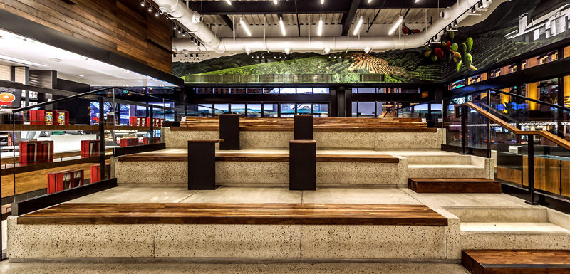 Starbucks Has Opened A New Location With Stadium Style Seating 4