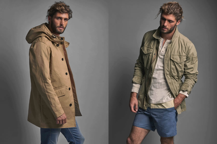 abercrombie and fitch brand positioning