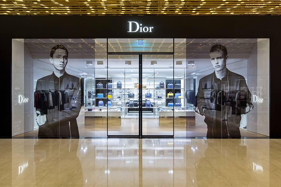 摩登優雅的紳士形象,Dior Homme全新概念店正式開幕! 3