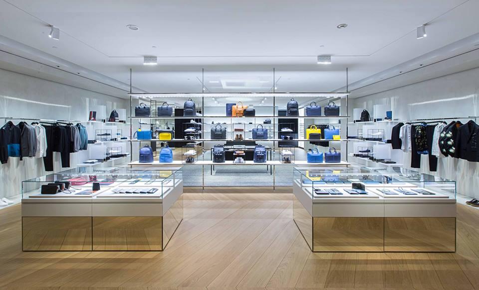 摩登優雅的紳士形象,Dior Homme全新概念店正式開幕! 4