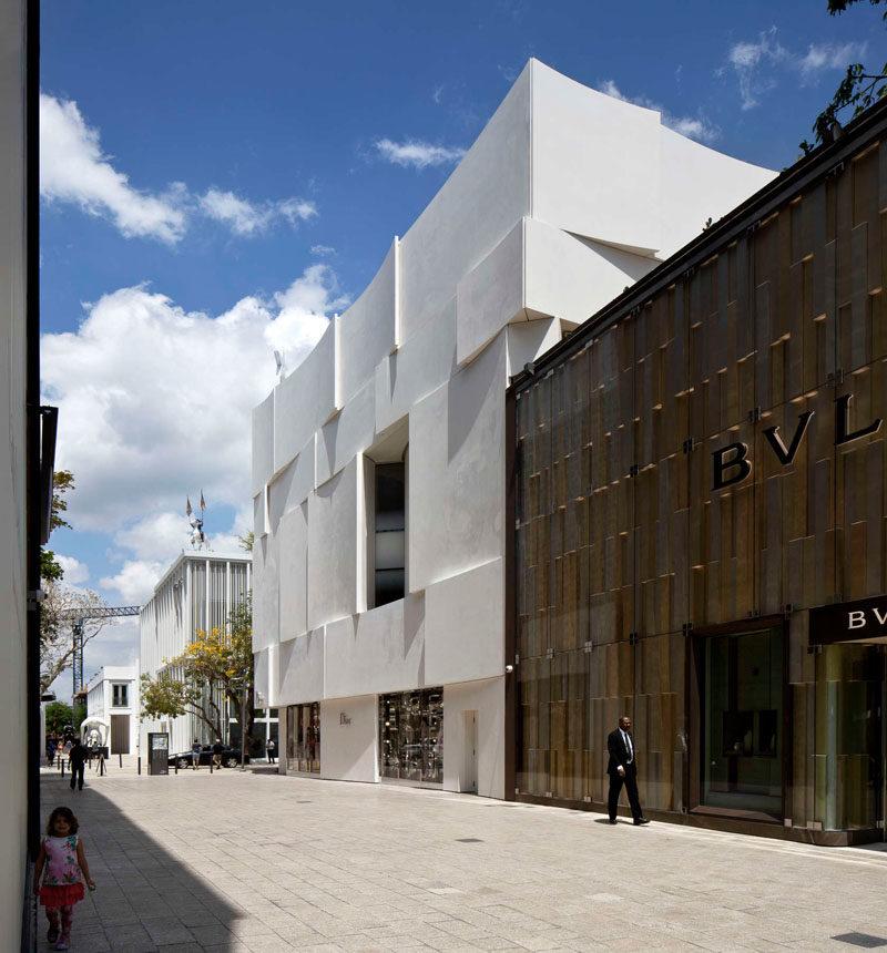 The Façade Of The New Dior Shop In Miami 8