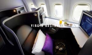 猶如在高空上住高級酒店,Virgin Australia 推出超奢華商務艙 1