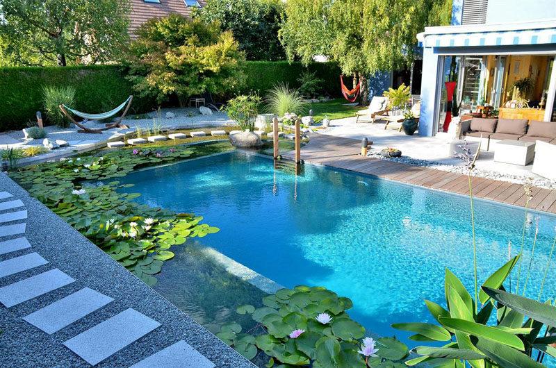 Natural Swimming Pools 1