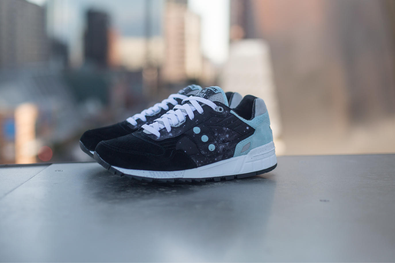 THE QUIET LIFE TEAMS UP WITH SAUCONY ON THE SHADOW 5000 6
