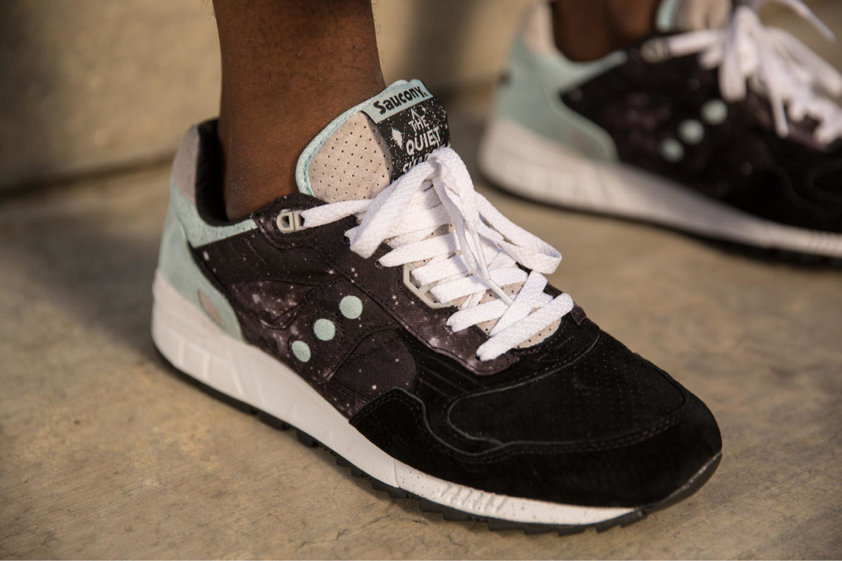 THE QUIET LIFE TEAMS UP WITH SAUCONY ON THE SHADOW 5000 7