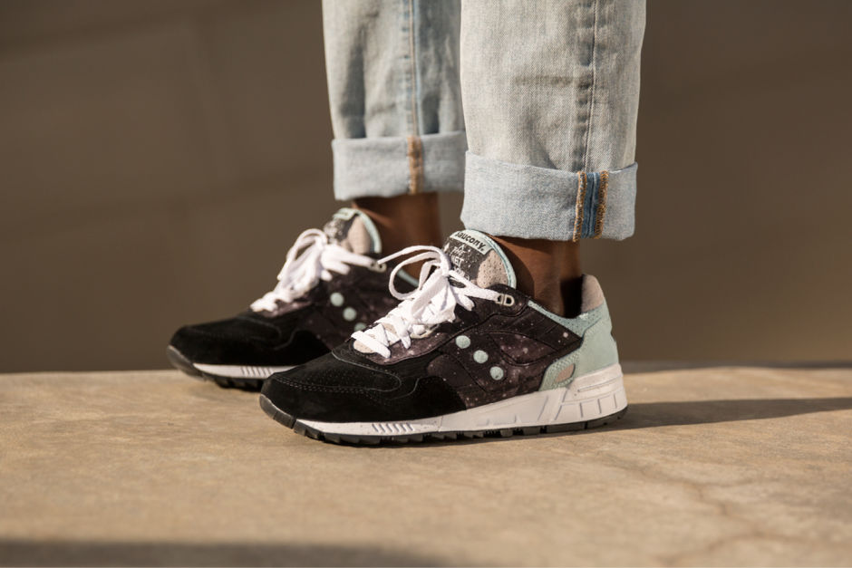 THE QUIET LIFE TEAMS UP WITH SAUCONY ON THE SHADOW 5000 10