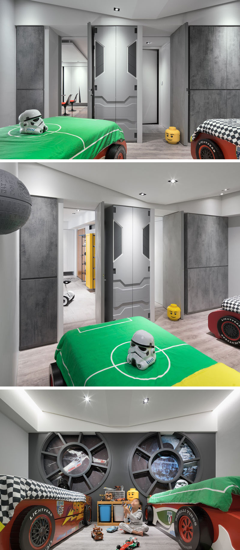 A Star Wars Inspired Apartment 1
