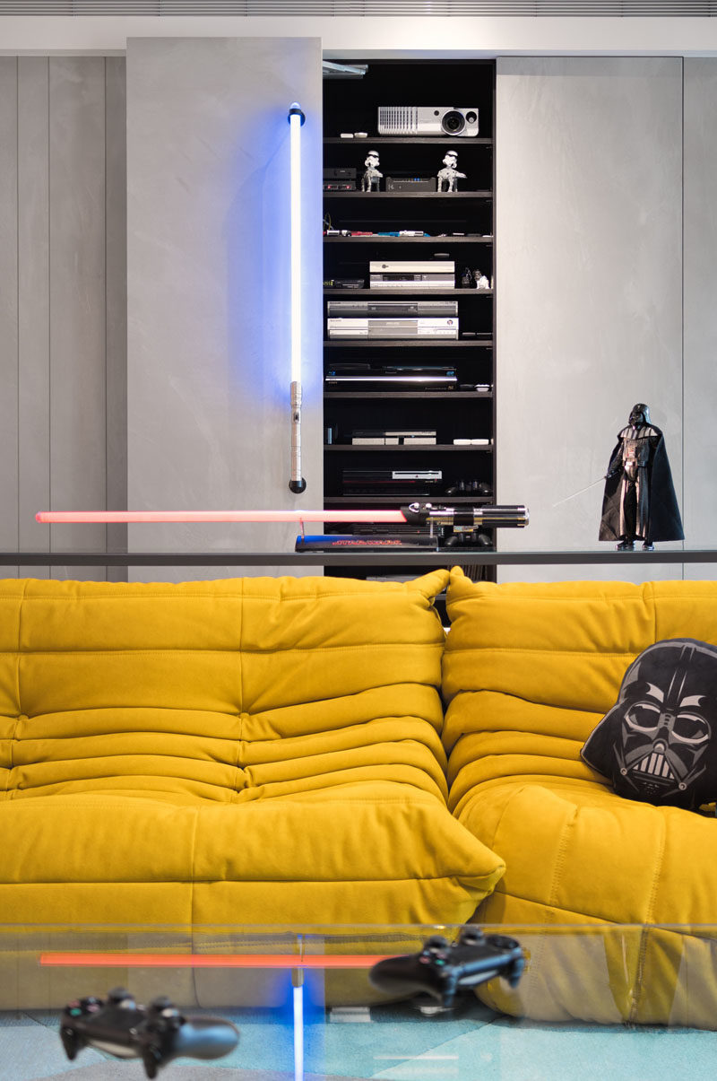 A Star Wars Inspired Apartment 4