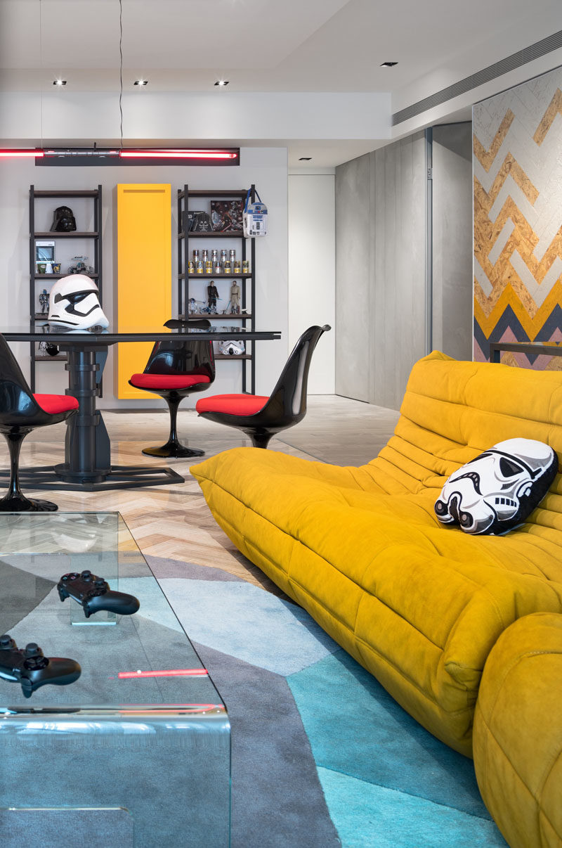 A Star Wars Inspired Apartment 5