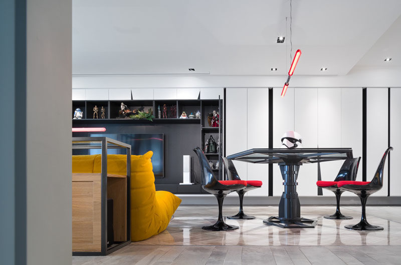 A Star Wars Inspired Apartment 7