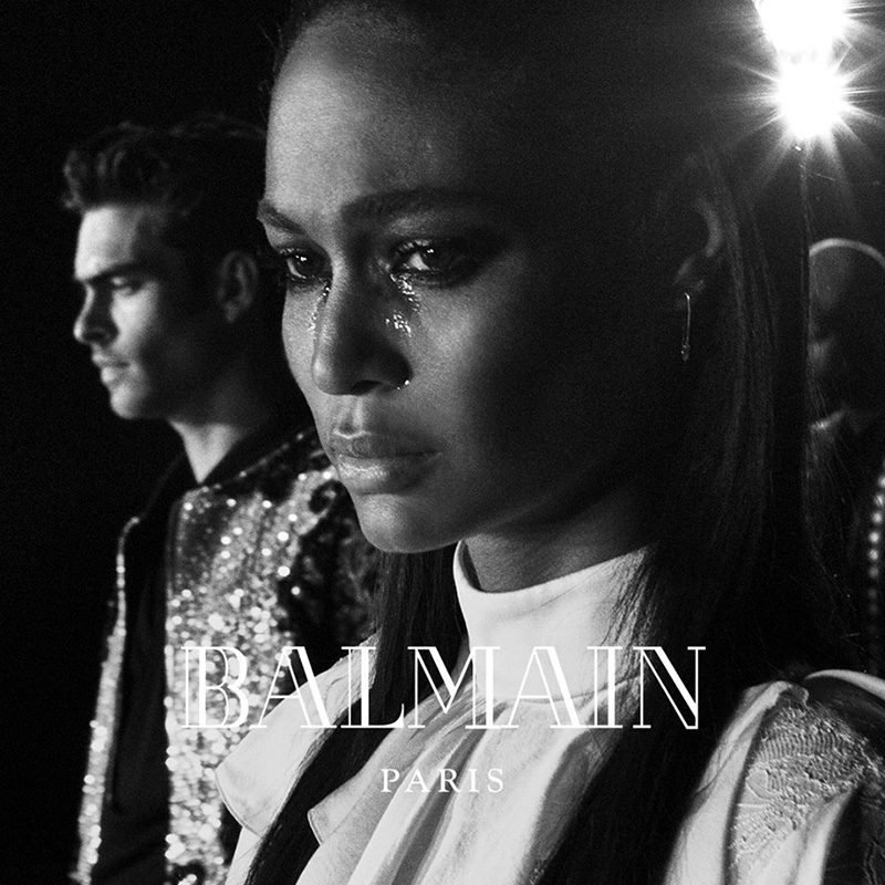 Balmain Fall/Winter 2016 Campaign 4