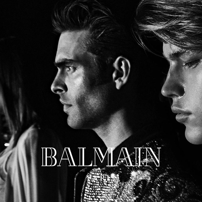 Balmain Fall/Winter 2016 Campaign 5