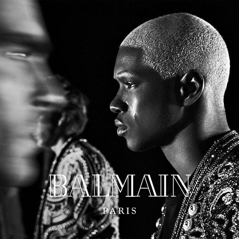 Balmain Fall/Winter 2016 Campaign 7