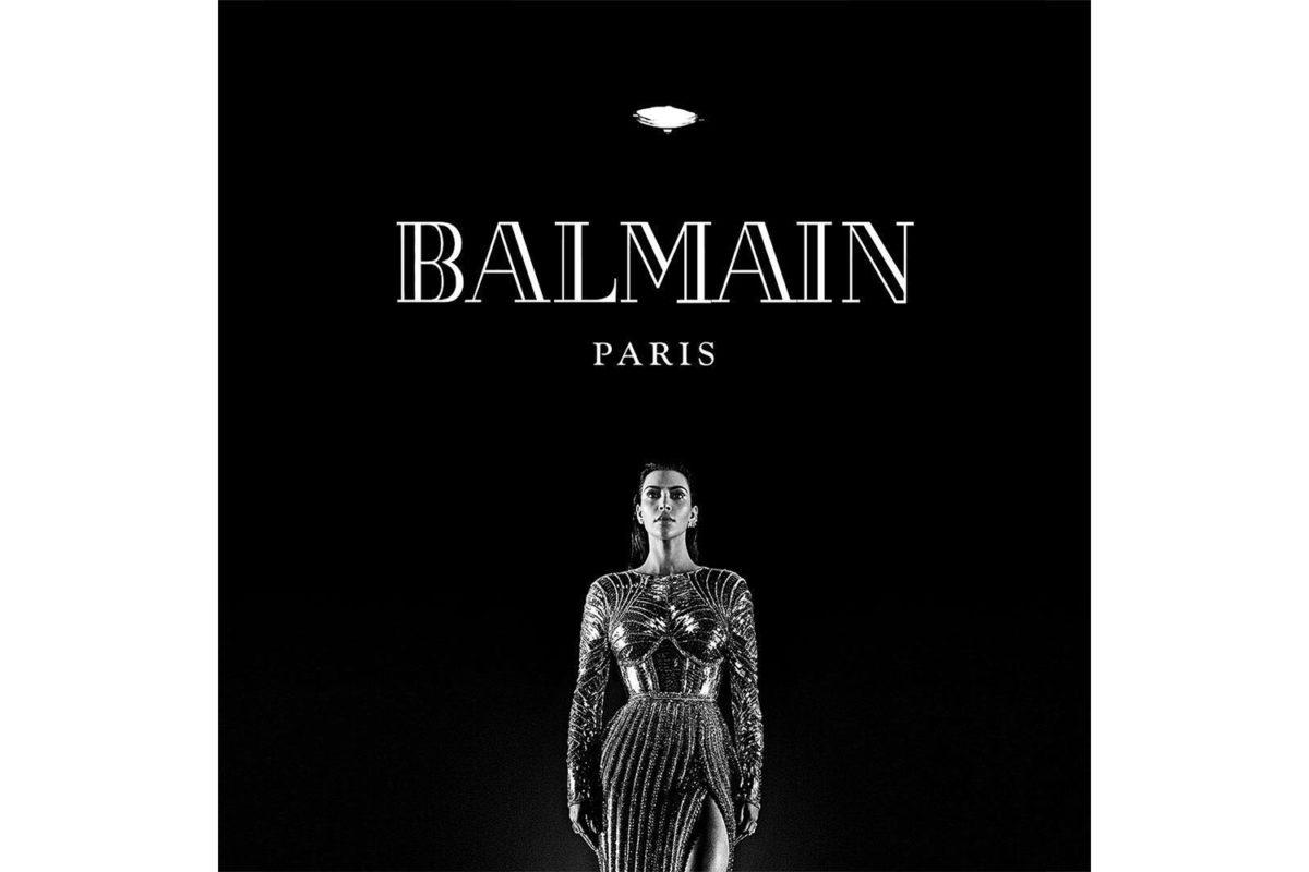 Balmain Fall/Winter 2016 Campaign 11