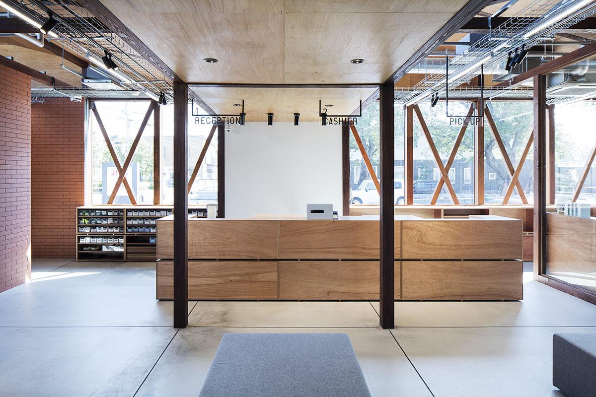 JINS Ageo Shop Renovation 3