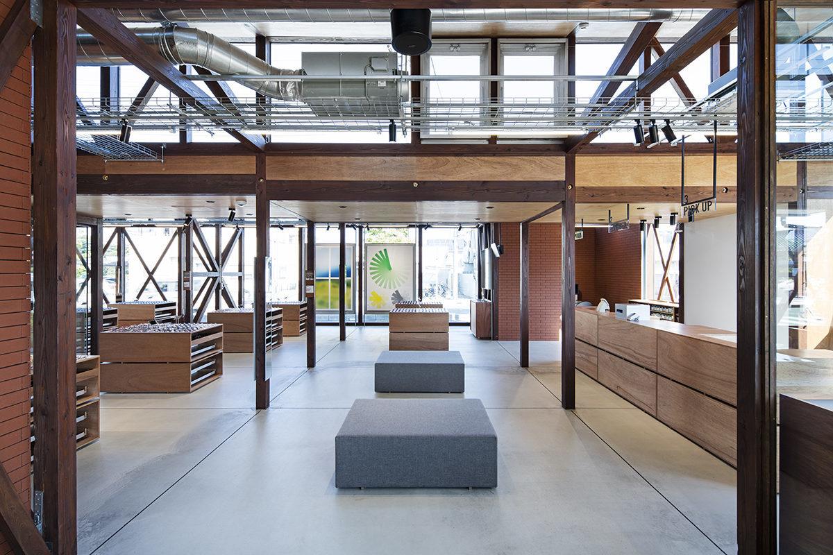 JINS Ageo Shop Renovation 4