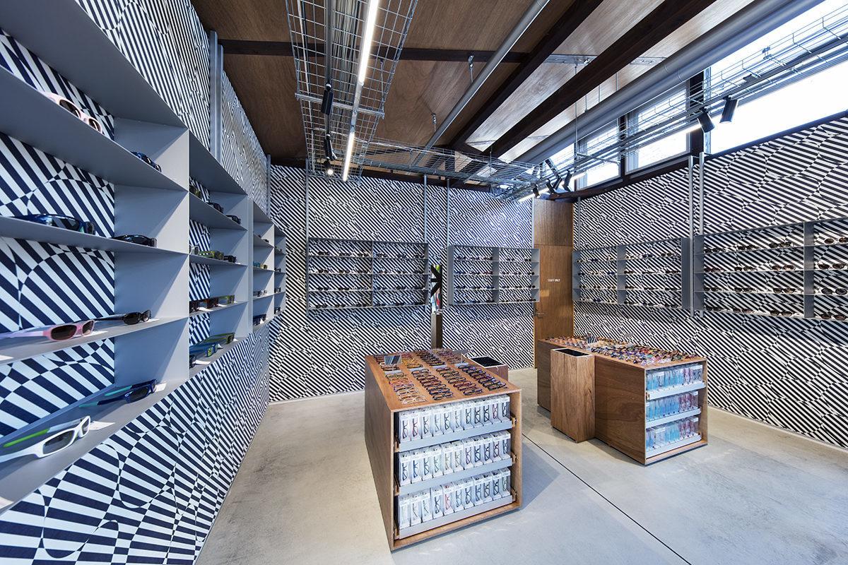 JINS Ageo Shop Renovation 5