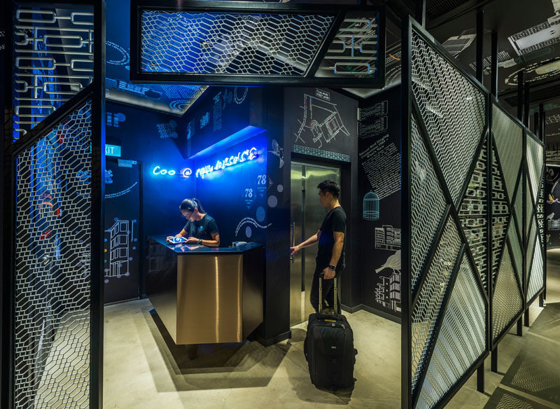 This New Hostel In Singapore Is Designed To Appeal To Millennials 4