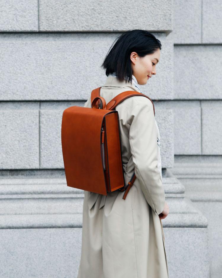 感受職人的匠心製作:土屋鞄製造所成人背包於10月29日正式接受預訂 1