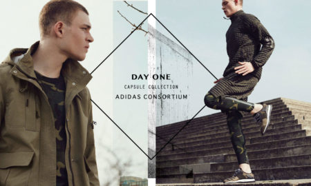 值得嘗試的高階運動裝備:adidas Consortium 發布Day One 膠囊系列 1