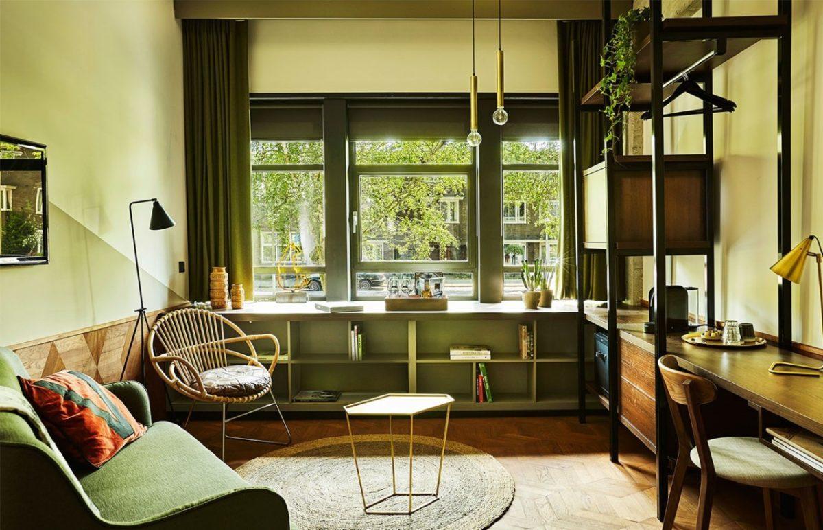 HOTEL V FIZEAUSTRAAT IN AMSTERDAM 15