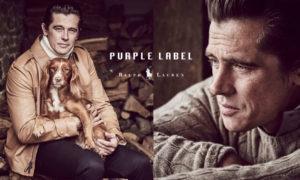 正式加入Mr Porter 家族,Ralph Lauren Purple Label 發表全新特輯 1