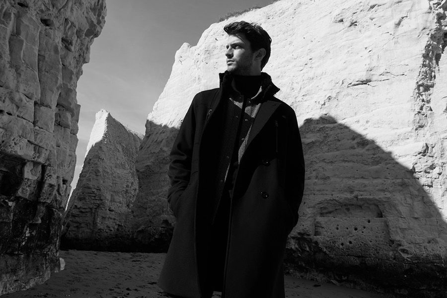 Reiss Coat Tales Autumn/Winter 2016 Men's Lookbook 1