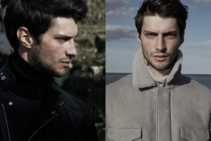 Reiss Coat Tales Autumn/Winter 2016 Men's Lookbook 2