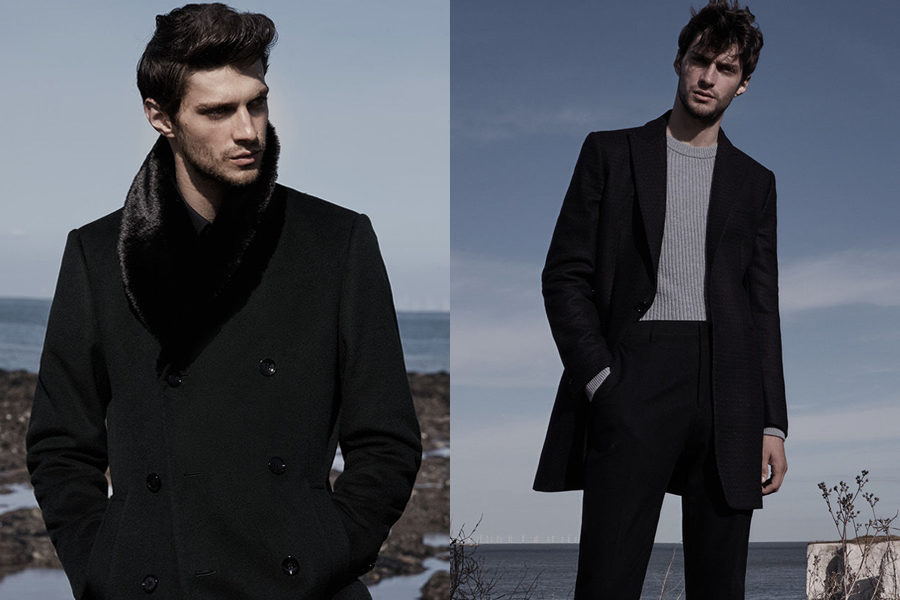 Reiss Coat Tales Autumn/Winter 2016 Men's Lookbook 3