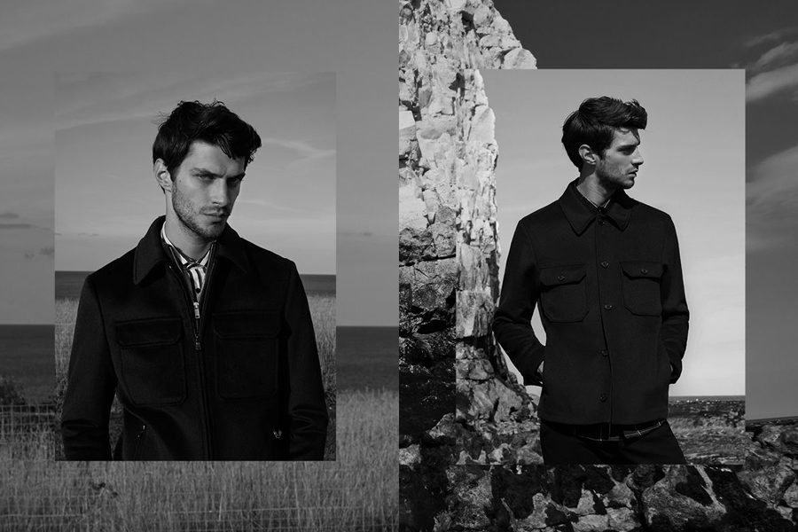 Reiss Coat Tales Autumn/Winter 2016 Men's Lookbook 4