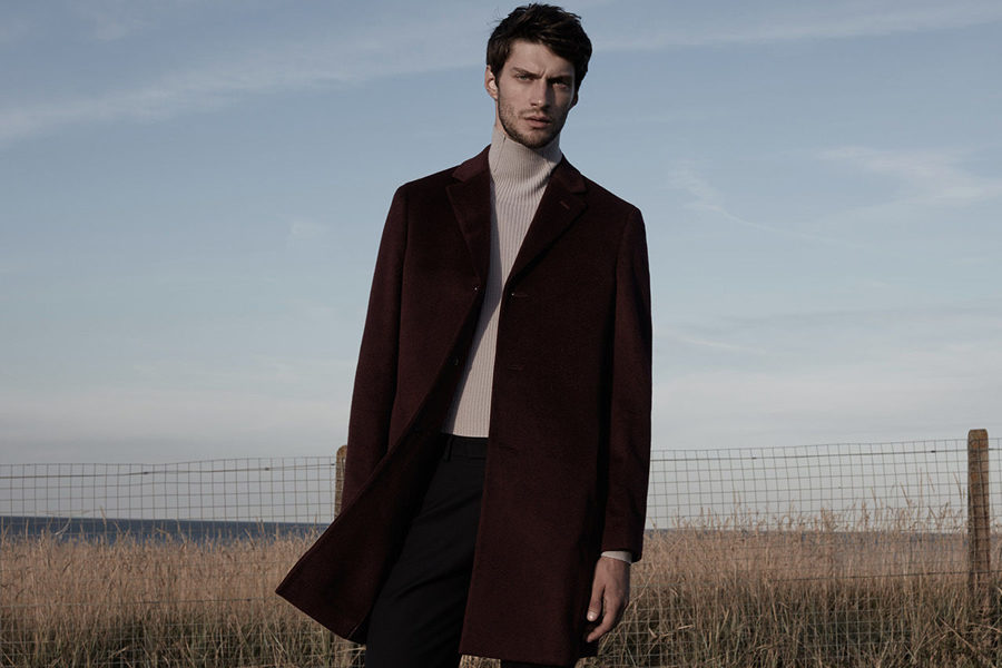 Reiss Coat Tales Autumn/Winter 2016 Men's Lookbook 5