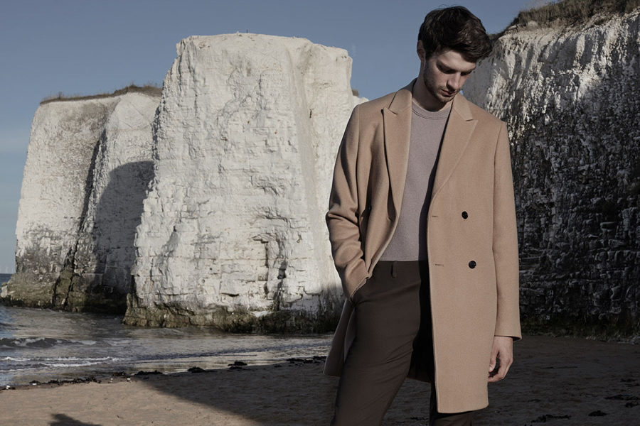Reiss Coat Tales Autumn/Winter 2016 Men's Lookbook 7