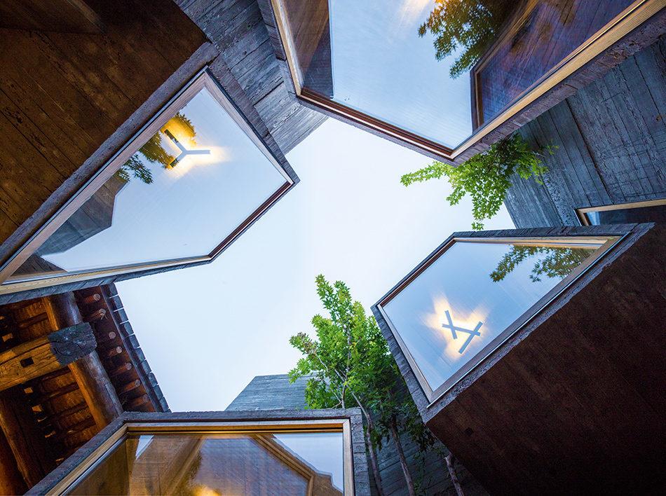 體驗胡同鄰里的寧靜美:四合院改建成的格子旅館 2