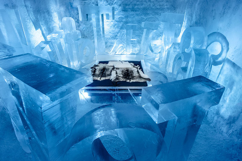 ICEHOTEL 365 is open 1