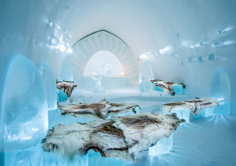 ICEHOTEL 365 is open 2