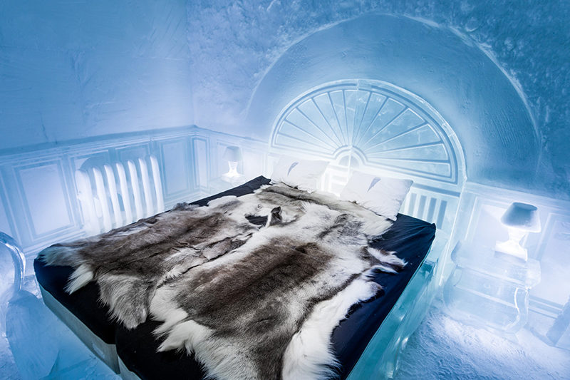 ICEHOTEL 365 is open 5