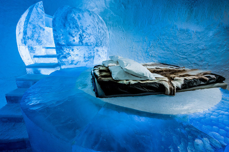 ICEHOTEL 365 is open 8