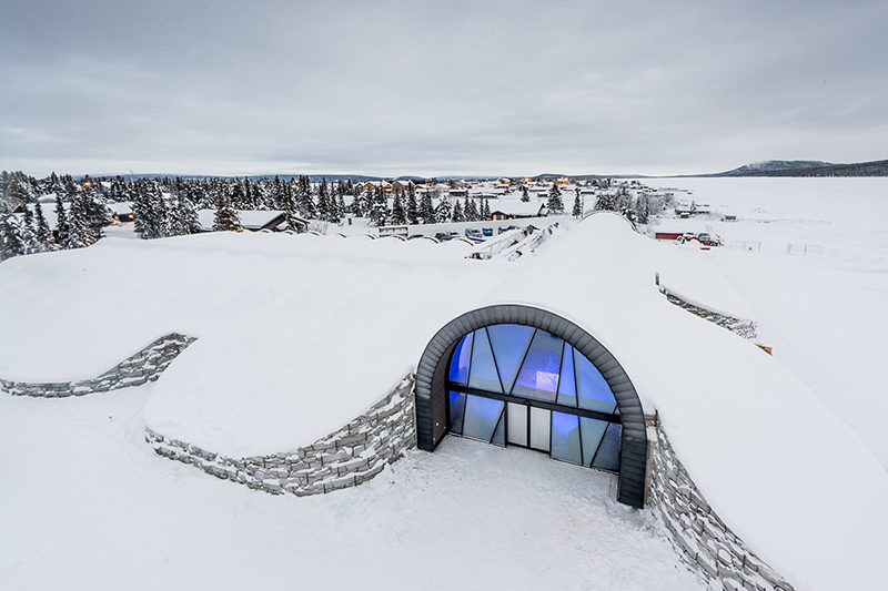 ICEHOTEL 365 is open 9