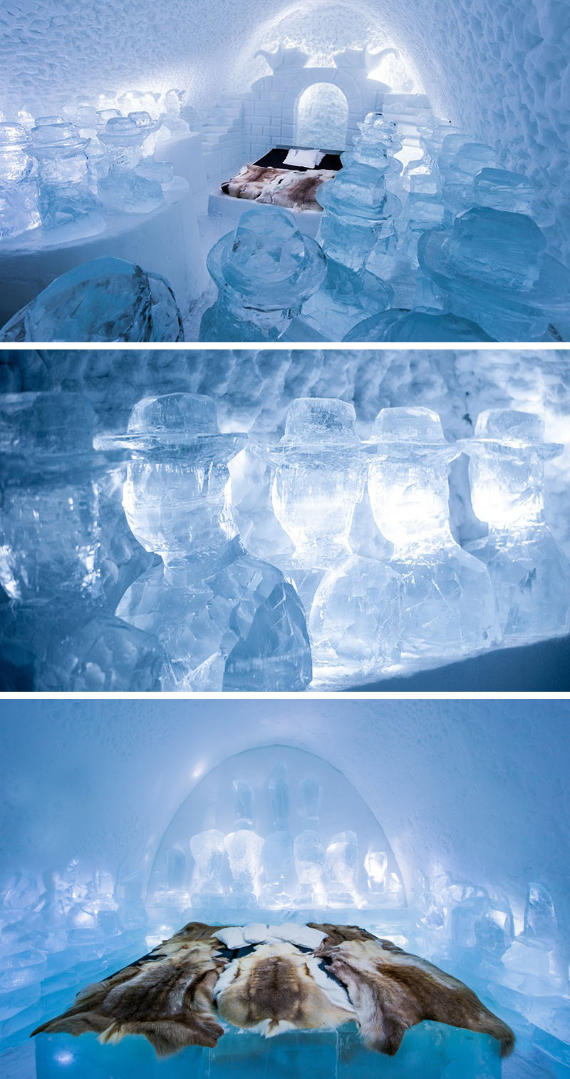 ICEHOTEL 365 is open 11