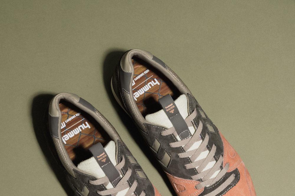 mita sneakers × HUMMEL HIVE 9