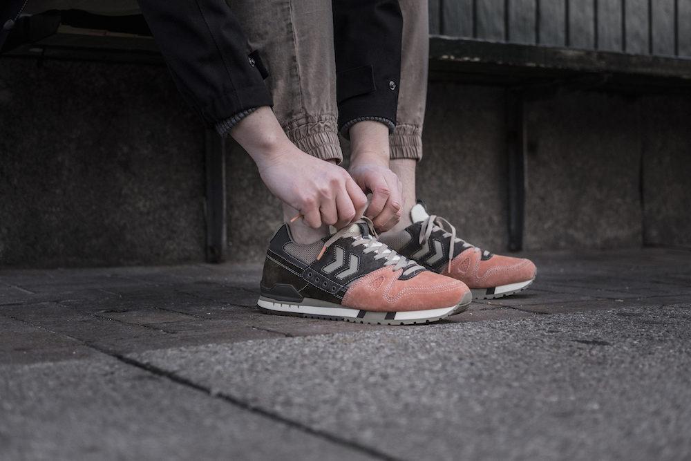 mita sneakers × HUMMEL HIVE 10