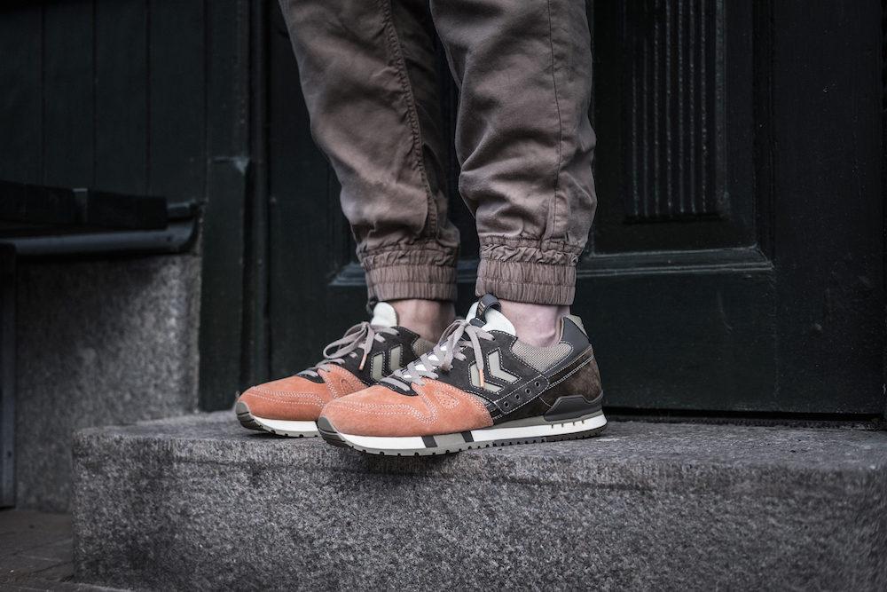 mita sneakers × HUMMEL HIVE 11
