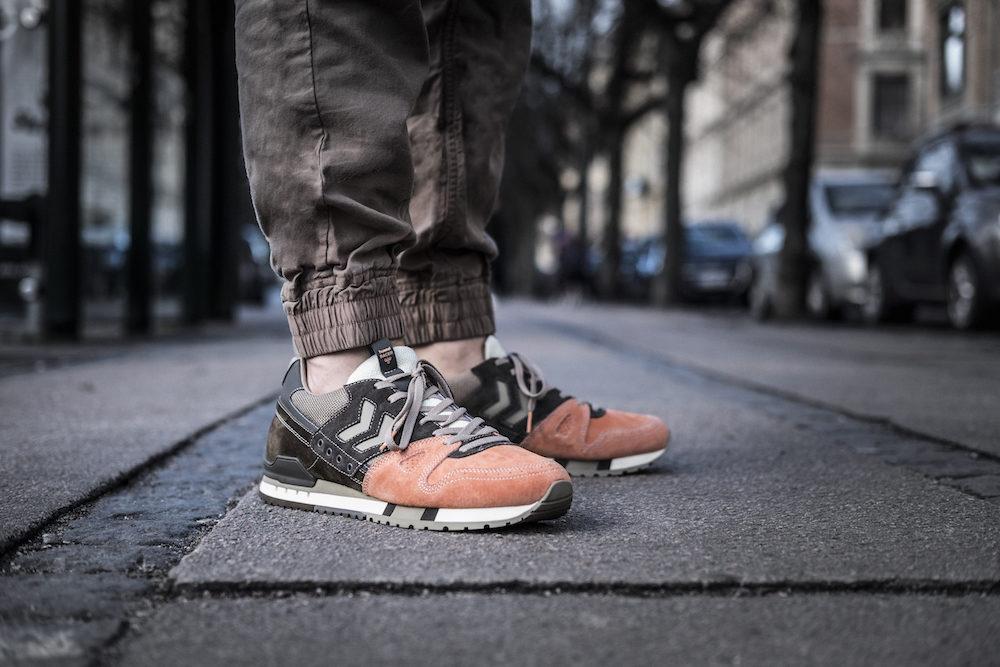 mita sneakers × HUMMEL HIVE 12