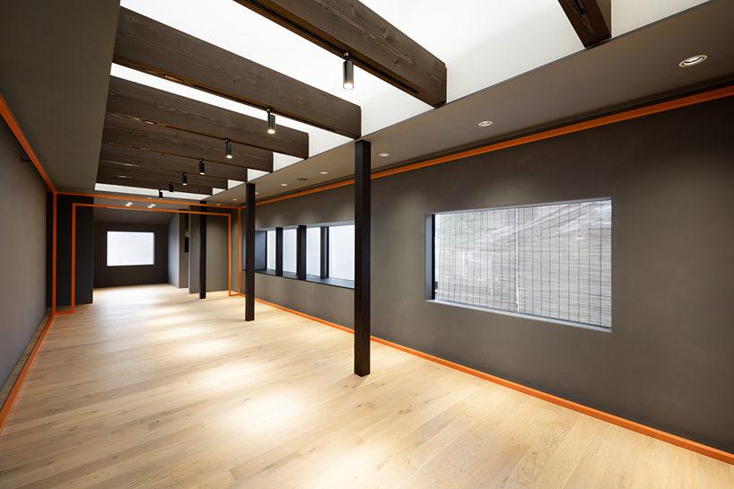 oniki design studio Hermès pop-up store 6